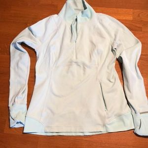 Lululemon 1/4 Zip sweater. Size 8